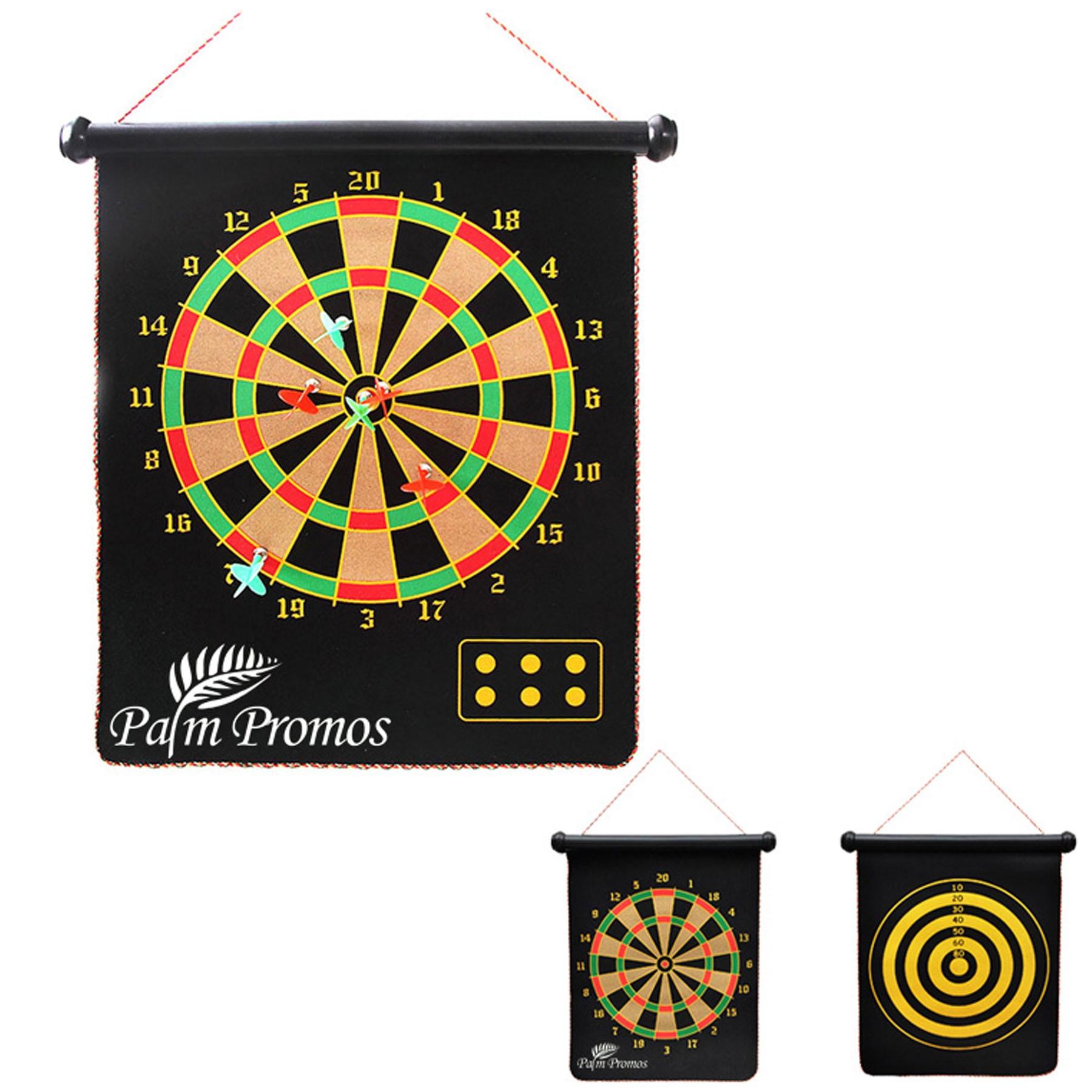 promotional dart board