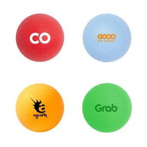 Custom Printed Beer Pong Equipment | Printed Beer Pong Cups and Balls