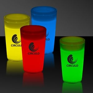 2 Oz. Tapered Glow Shot Glass