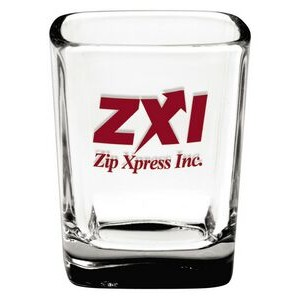 2.25 Oz. Square Shot Glass