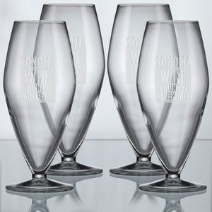 9.25 Oz. Stately Collection Champagne Wine Glass (Set of 4)