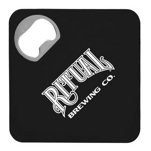 Bottle Opener Coaster (Direct Import- 8-10 Weeks Ocean)