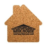 Cork Coasters (House)